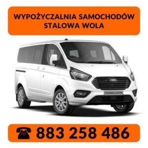 Wypożyczalnia Samochodów Stalowa Wola - Ford Custom