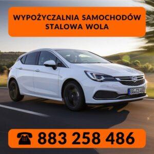 Wypożyczalnia Samochodów Stalowa Wola - Opel Astra