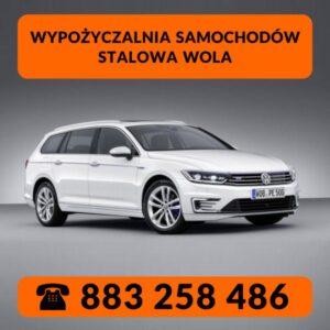 Wypożyczalnia Samochodów Stalowa Wola - VW Passat