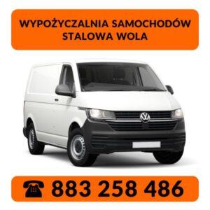 Wypożyczalnia Samochodów Stalowa Wola - VW Transporter